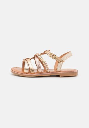 MONGA - Sandals - or/multicolor