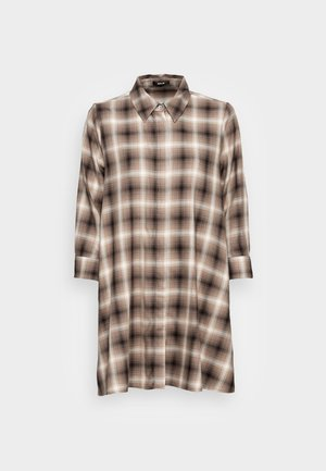 FAUTA - Button-down blouse - maple