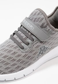 Kappa - GIZEH - Sports shoes - grey/light grey - 2