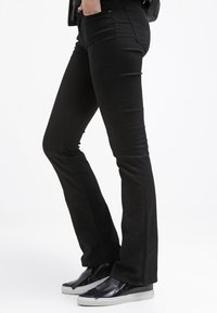 Levi's® - 715 BOOTCUT - Bootcut jeans - black sheep - 3