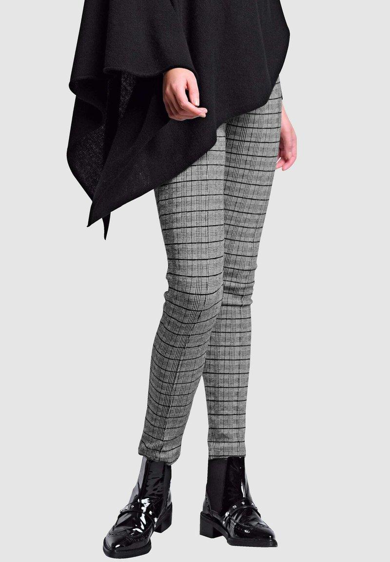 Alba Moda - Leggings - Trousers - grey