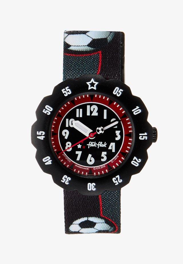 SOCCER STAR - Uhr - schwarz