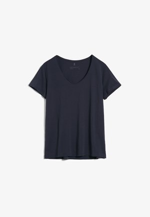 HAADIA - Basic T-shirt - night sky