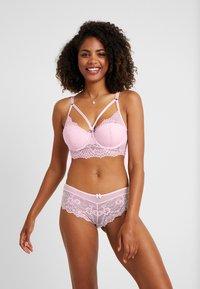Boux Avenue - ODETTE LONGLINE - Underwired bra - dusky pink - 1