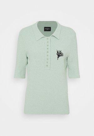 Polo shirt - mint