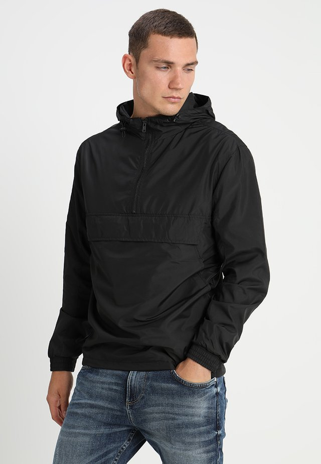 BASIC - Windbreaker - black