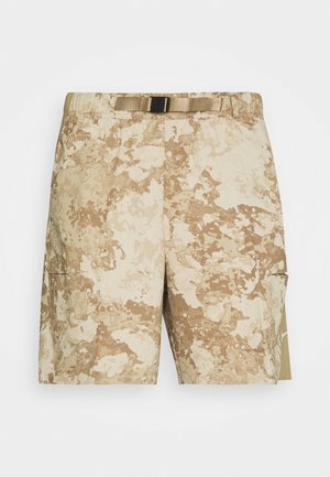 SLAM SHORT - Sports shorts - parachute beige/white