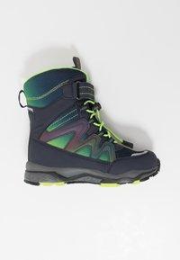 Lurchi - LORIUS SYMPATEX - Winter boots - navy - 1