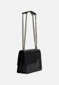Kurt Geiger London - SHOREDITCH CROSS BODY - Across body bag - blackpatent - 1