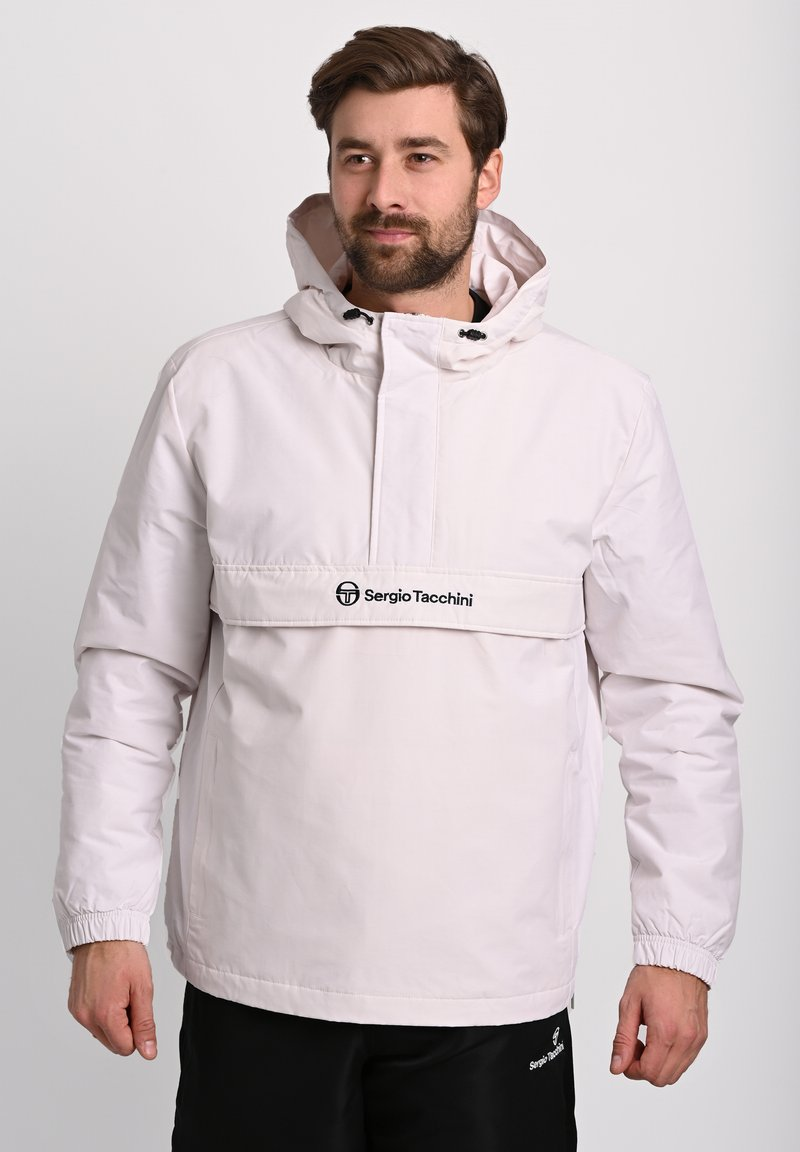 Sergio Tacchini - ALPINIA ANORAK - Training jacket - blanc