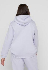 Zizzi - Hoodie - purple heather - 2