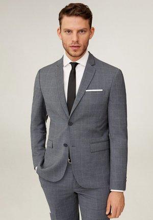 PAULO - Blazer jacket - grau