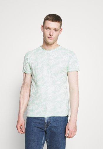 KEEN - T-shirt print - quite wave