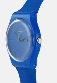 Swatch - BELTEMPO UNISEX - Hodinky - blue - 4