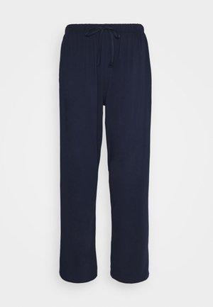 LIQUID - Pantaloni del pigiama - cruise navy/white