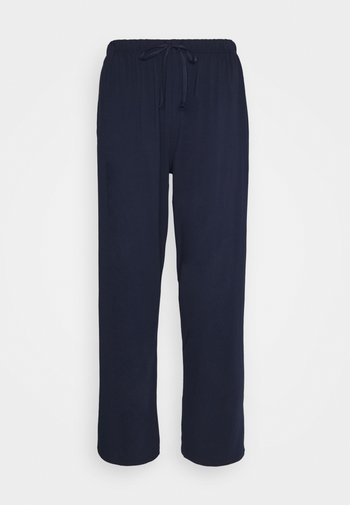 LIQUID - Pyjama bottoms - cruise navy/white