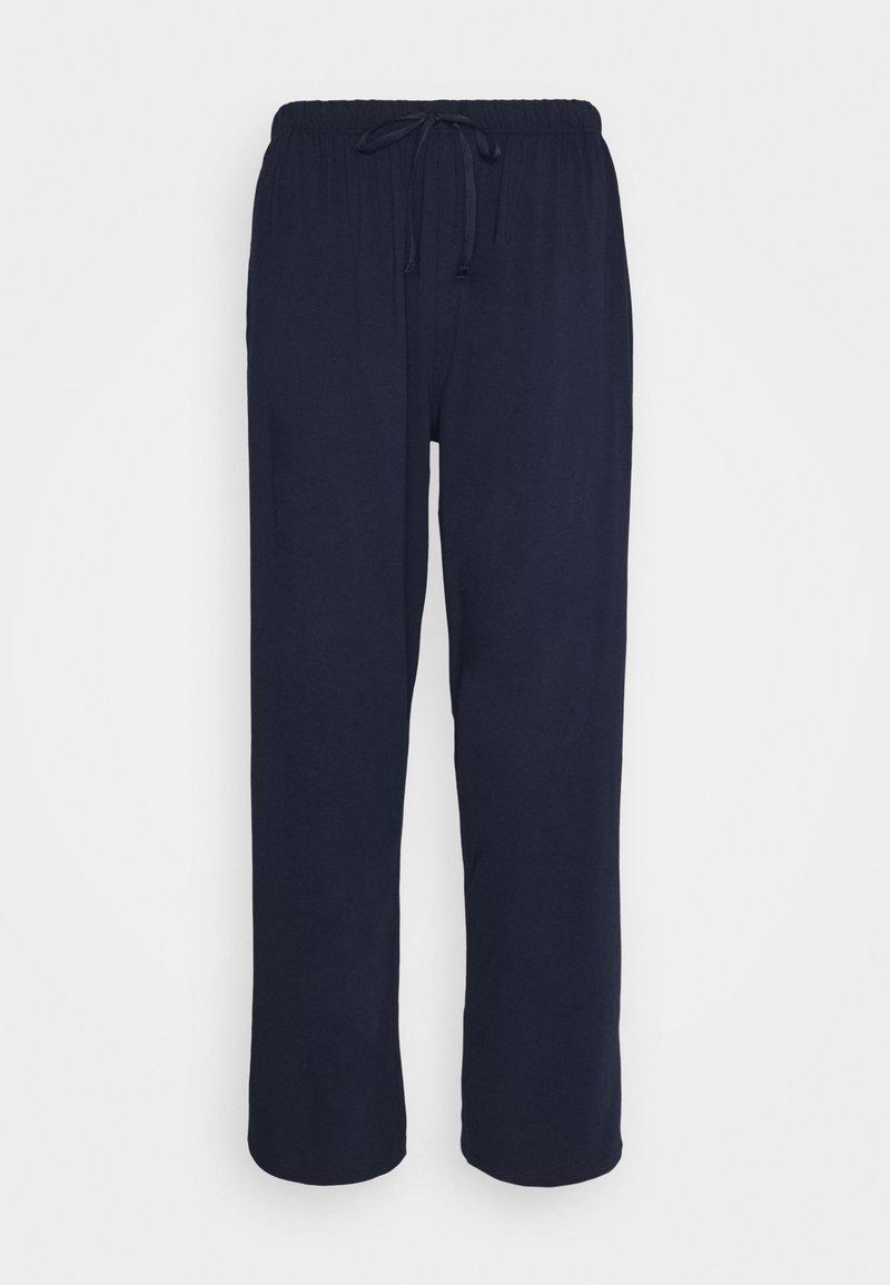 Polo Ralph Lauren - LIQUID - Pyjamahousut/-shortsit - cruise navy/white