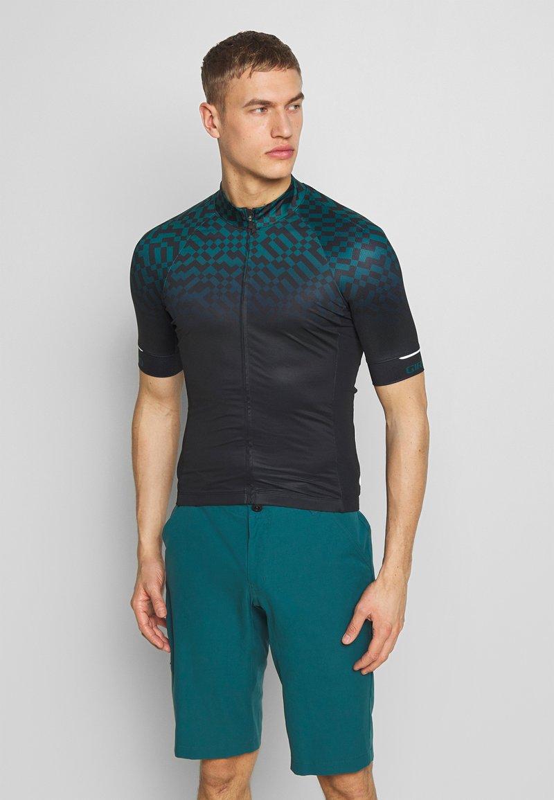 Giro - CHRONO EXPERT - T-Shirt print - true spruce diffuse