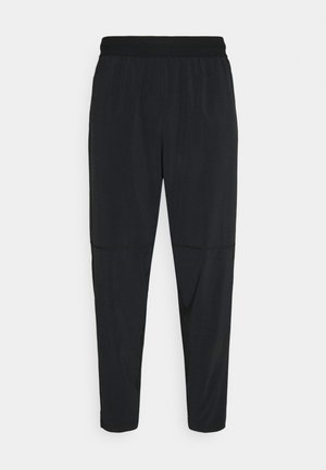 PANT YOGA - Verryttelyhousut - black/iron grey