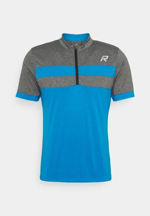 RAGO - Print T-shirt - blue