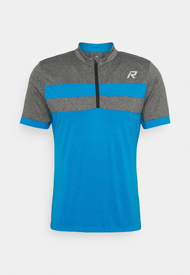 RAGO - T-shirt imprimé - blue