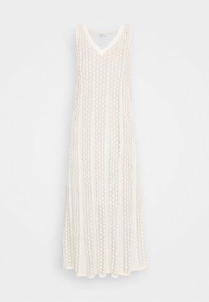 LARA - Jumper dress - off white