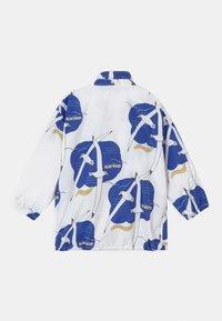 Mini Rodini - ALBATROS - Waterproof jacket - offwhite - 2
