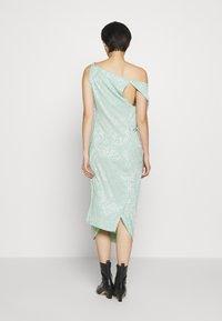 Vivienne Westwood Anglomania - VIRGINIA DRESS - Vestito elegante - mint - 2