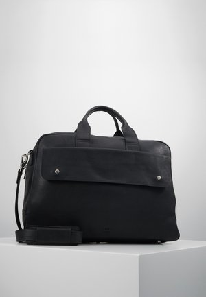 THOR WEEKEND BAG - Torba weekendowa - black