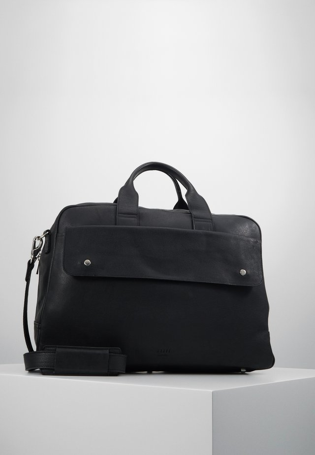 THOR WEEKEND BAG - Weekend bag - black