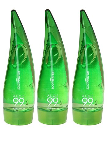 ALOE 99% SOOTHING GEL AD 55ML- SET OF 3