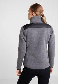 Columbia - HYBRID  - Fleece jacket - black - 2