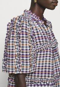 Hofmann Copenhagen - JENNA - Denní šaty - violet - 3