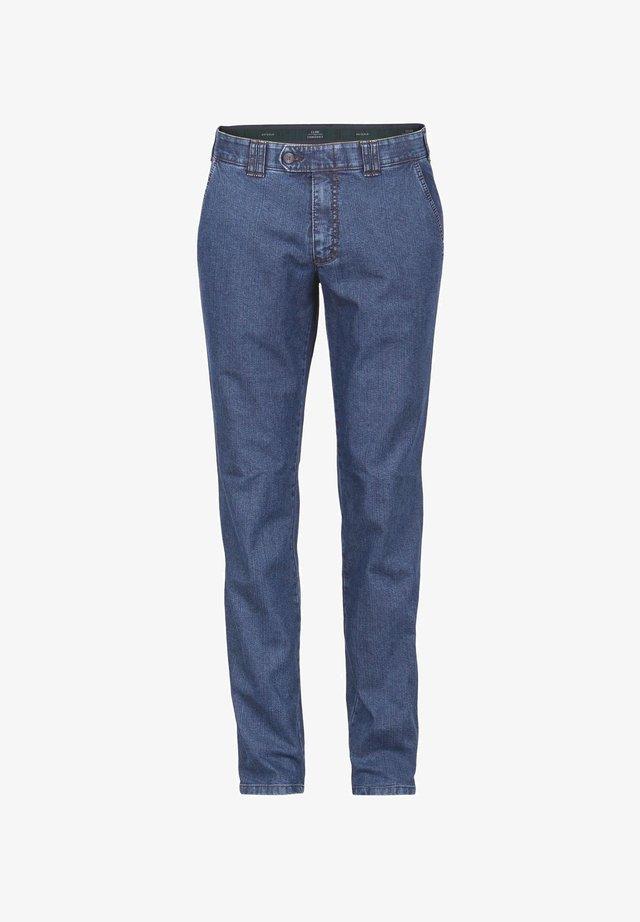 Straight leg jeans - mittelblau 44