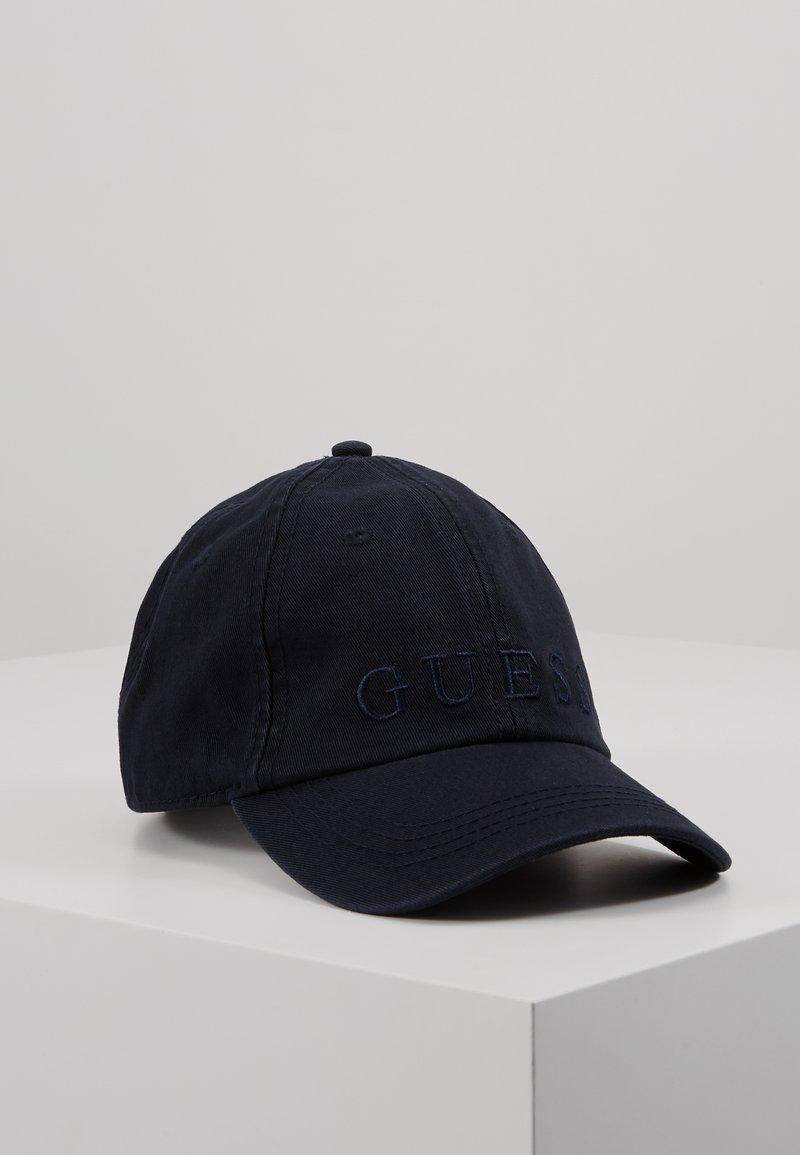 Guess - BASEBALL - Czapka z daszkiem - deck blue