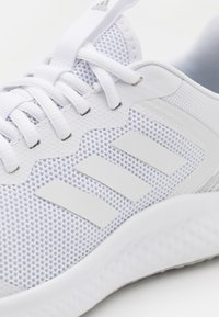 adidas Performance - FLUIDSTREET - Sports shoes - footwear white/grey two - 5
