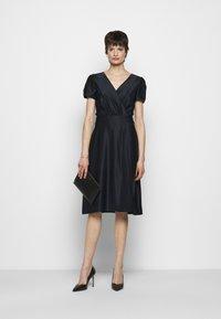 HUGO - KEMONA - Cocktail dress / Party dress - open blue - 1
