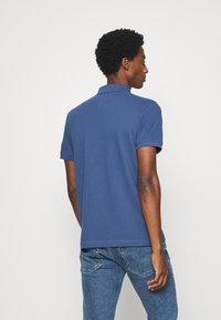 s.Oliver - KURZARM - Polo shirt - dark blue - 2