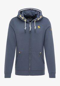 Schmuddelwedda - Zip-up hoodie - rauch marine - 4