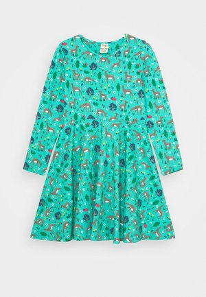 SOFIA SKATER DRESS - Robe en jersey - pacific aqua