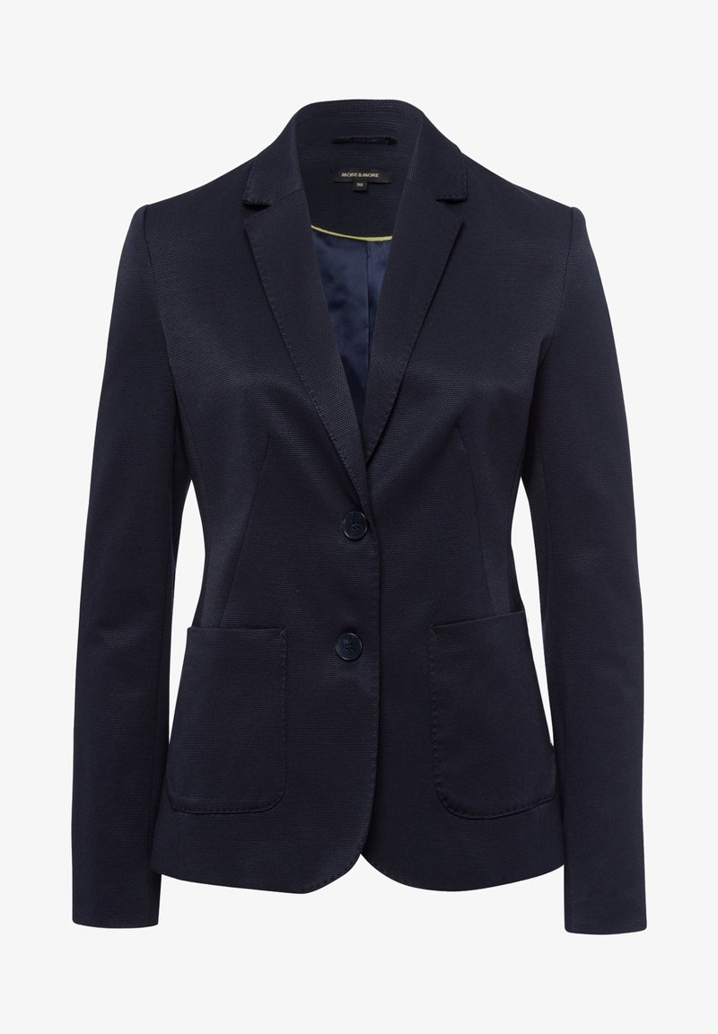 More & More - Blazer - dark blue