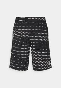 adidas Originals - MONO - Shorts - black/white - 7