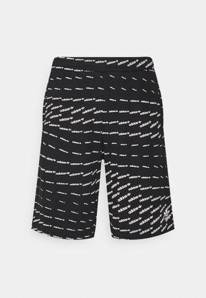 MONO - Shorts - black/white
