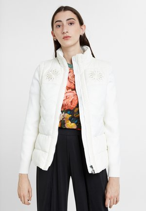 EDIMBURGO - Light jacket - white
