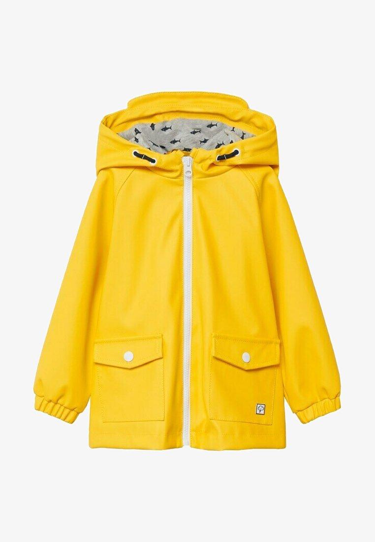 Mango - Vodotěsná bunda - jaune