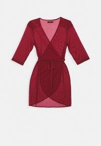Triumph - SPOTLIGHT ROBE - Dressing gown - cardinal - 4