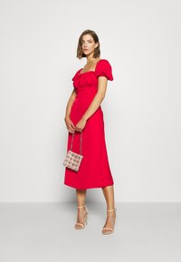 Fashion Union - AMERICA - Day dress - red - 1