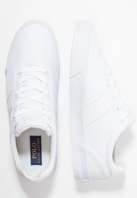 Polo Ralph Lauren - HANFORD - Matalavartiset tennarit - pure white - 1