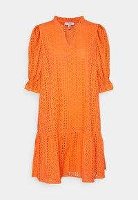b.young - BYGALLAN DRESS - Day dress - nectarine - 0
