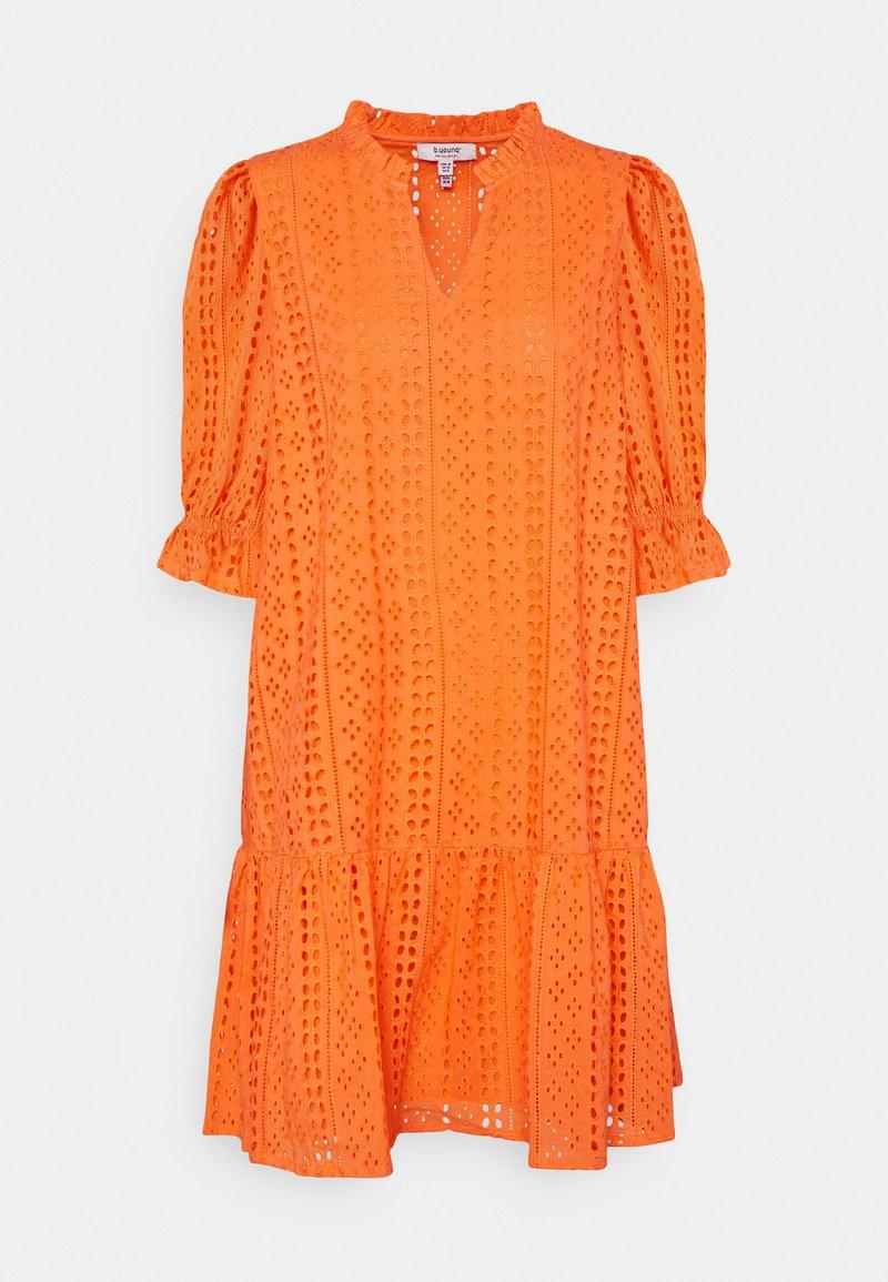 b.young - BYGALLAN DRESS - Day dress - nectarine